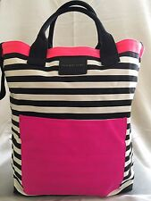 "VICTORIA""S SECRET MULTIcOLOR HANDBAG SHOULDER BAG BEACH TRAVEL WEEKENDER"