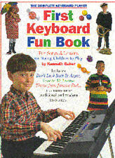 Complete Keyboard Player First Fun Childrens Learn to Play Beginners Music Book