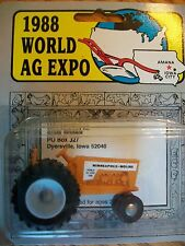 Scale Models 1/64 toy tractor  MM Minneapolis-Moline 1988 World Ag Expo