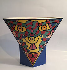 Villeroy & Boch Vase Keith Haring New-York- TriBeco Spirit of Art