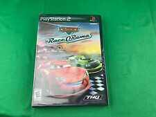 Cars Race-O-Rama  (PlayStation 2, 2009) New in Box Disney Pixar