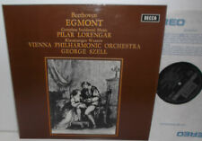 SXL 6465 Beethoven Egmont Incidental Music Vienna Philharmonic Orch George Szell