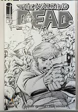 WALKING DEAD #1 Madison Wizard World Comic Con Exclusive Variant Sketch Liefeld
