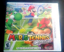 Mario Tennis Open -NINTENDO 3DS NEW