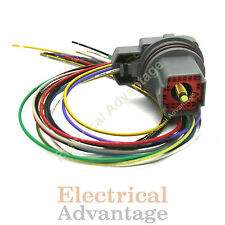 5R55S 5R55W Transmission Wire Harness Pigtail Repair Kit For Solenoid Block Pack