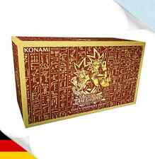 Yu-Gi-Oh! Yugi's Legendary Decks! King of Games Promo Box! Deutsch - 1. Auflage!
