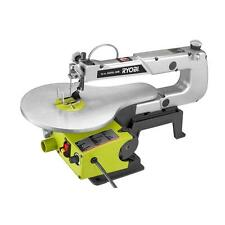 Ryobi Scroll Saw 1.2 Amp Corded  16 in. Throat Depth 550-1600 SPM Variable Speed