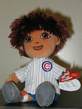 Ty Beanie Baby DIEGO (CHICAGO CUBS 2009 SGA) MINT wth MINT TAGS ~ RARE