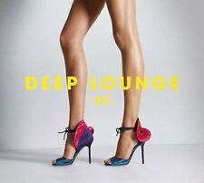 Deep Lounge 01    2CDs 2014 Crazy P.Kraak & Smaak