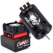 Onisiki Hell Blaze 60A Brushless Sensored ESC 13.5T Motor Combo RC Cars #CB0963