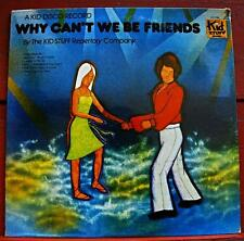 KIDS STUFF  Why Can't We Be Friends /  ORIGINAL 1979 US Lp SEALED! MINT!