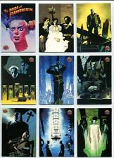 "Topps Universal Monsters 11 Card Set "" The Bride of Frankenstein"" 1994"