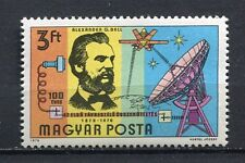 31978) HUNGARY 1976 MNH** A.G. Bell, Telephone,