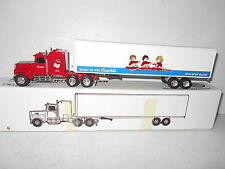 Ertl Ford Cab with Trailer - Campbell's Kids #3234 - 1/64 Scale