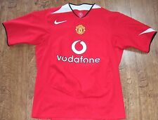 NIKE Manchester United Total 90 Soccer Jersey sz L