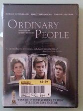 donald sutherland  ORDINARY PEOPLE mary tyler moore DVD NEW shrinkwrap tear