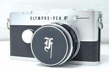 Olympus Pen FT 35mm SLR Film Camera  w/F.Zuiko Auto-S 38mm F1.8 SN102219