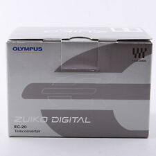 **NEW** Olympus EC-20 ZUIKO DIGITAL 2x Tele Converter for ZUIKO DIGITAL Lens