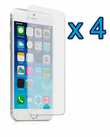 4 x High Quality Matte Anti Glare Screen Protectors Guard for Apple iPhone 6,6S