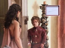 PETER DINKLAGE Signed 15x11 Photo Display TYRION LANNISTER, GAME OF THRONES COA
