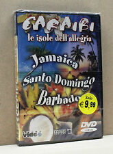 CARAIBI le isole dell'allegria - JAMAICA-SANTO DOMINGO-BARBADOS [dvd, 2003]