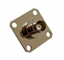 Bird 4240-125 Style BNC Female QC Connector for Bird 43 and 4304A Wattmeters