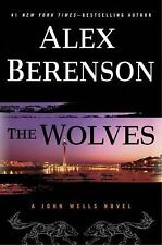 The Wolves 10 by Alex Berenson (2016) HARDCOVER, Very Good Condition