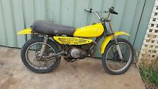 Yamaha dt 100 enduro wrecking all parts available  (this auction is for one bolt