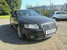 audi a6 le mans 2.0 tdi h4 bulb breaking 2010 done 80k xenon-leather-navigation