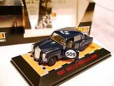 "Mercedes W 180 ""Ponton"" 220 S MM MILLE MIGLIA 1956 #509, Faller in 1:43 boxed!"