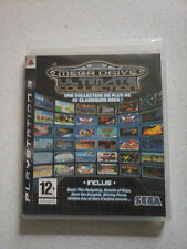Sega Megadrive Ultimate Collection - Jeu PS3