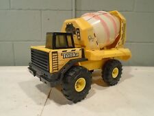 Tonka Mighty Cement Mixer Truck Turbo Diesel Tonka Classics