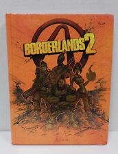 Borderlands 2 Limited Edition Strategy Guide Hardcover - BRAND NEW SEALED