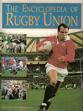 """""""THE ENCYCLOPEDIA OF RUGBY UNION"""" BOOK SOMMERVILLE"""