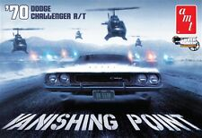 AMT 1:25 MODEL KITS - VANISHING POINT - 1970 DODGE CHARGER R/T