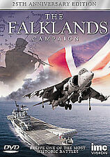 The Falklands Campaign 25th Anniversary Edition (History Channel DVD 2007)