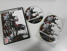 THER ART OF WAR JUEGO PARA PC 3 X DVD-ROM ESPAÑOL FX INTERACTIVE