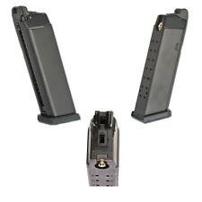 CARICATORE SOFTAIR MARCA WE A GAS DA 25 BB GLOCK G17 G18  - WE magazine g lock