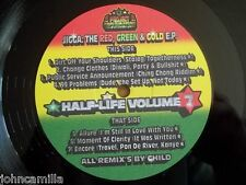 "JIGGA - THE RED, GREEN & GOLD EP 12"" RECORD / VINYL - PROJECT GROUNDATION"