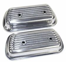 BEETLE Rocker covers, alloy, bolt-on PAIR with hardware - AC101460