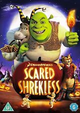 SHREK SCARED SHREKLESS SHREK'S HALLOWEEN MOVIE FILM HORROR New Sealed UK Release