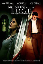Breaking at the Edge (DVD, 2014) New