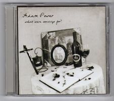 (GY439) Adam Power, What Were Sundays For? - 2006 CD