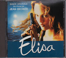 Elisa - Soundtrack - CD (Philips 526 750-2 Mercury 1995 Jaen Becker France)