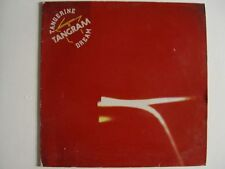 "TANGERINE DREAM TANGRAM  12"" Vinyl LP VG+ HEAVY METALL VIRGIN V 2147"