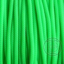 3mm New Tight Braided PET Expandable Sleeving Cable Wire Sheath (17 Color)