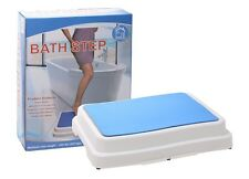 NON SLIP BATH STEP ELDERLY DISABILITY PEOPLE DOOR SUPPORT WALKING MOBILITY AID