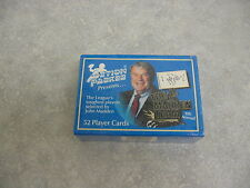 8th ANNUAL ACTION PACKED THE ALL MADDEN TEAM 52 PLAYER CARDS NIB SEALED