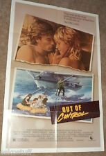 Out Of Control Large 27 x 41 Movie Poster Nice Graphics  Nice SEE!