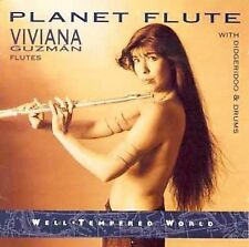 Viviana Guzman - Planet Flute (HDCD, Well-Tempered Productions, AM) Seventh Veil